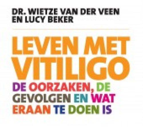 Informatief boek over vitiligo