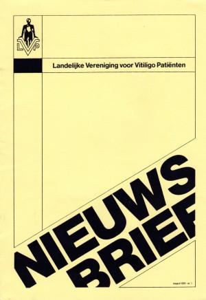 Nieuwsbrief maart 1991 - LVVP