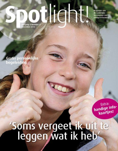 Spotlight 4 van (2015) met infokaartjes