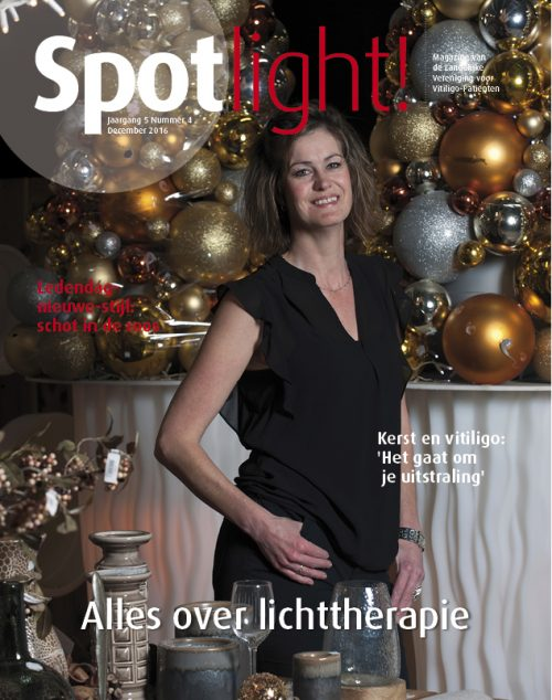 Spotlight! nr 4 (2016): alles over lichttherapie