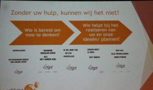 Oproep van Paul Monteiro en Chris Herben, de man die de sociale media beheert voor Vitiligo.nl. Ze zoeken meer ondersteuning van vrijwilligers.