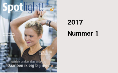 Spotlight! nr 1 2017: Acceptatie en weerbaarheid