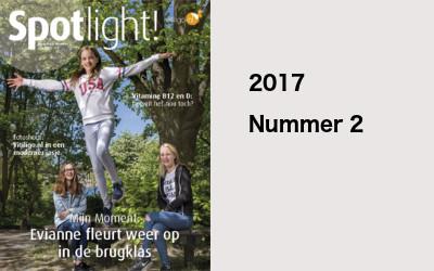 Spotlight! nr 2 2017: Vitiligo en vitamine D en B12