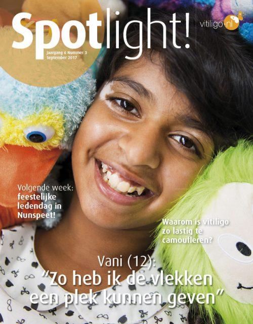 Spotlight! nr 3 (2017) over medisch camoufleren
