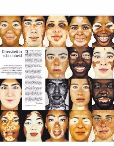 Diversiteit in schoonheid