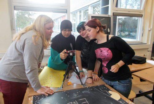 Coole workshops voor de jeugd op ledendag