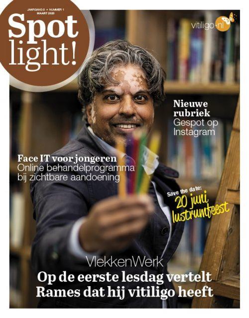 Spotlight! nr 1 (2020) hulpprogramma 'Face IT voor jongeren