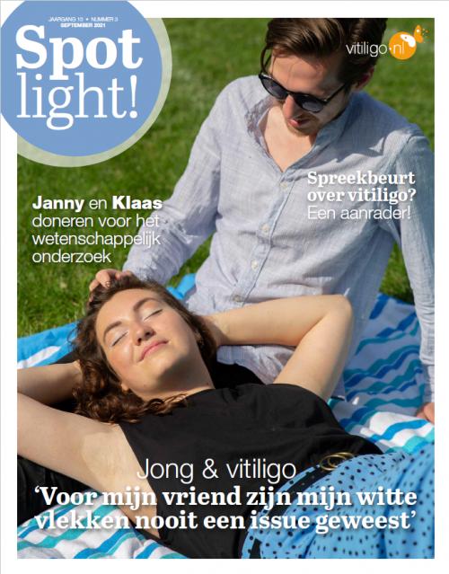 Nieuwe Spotlight! nr. 3 september (2021)